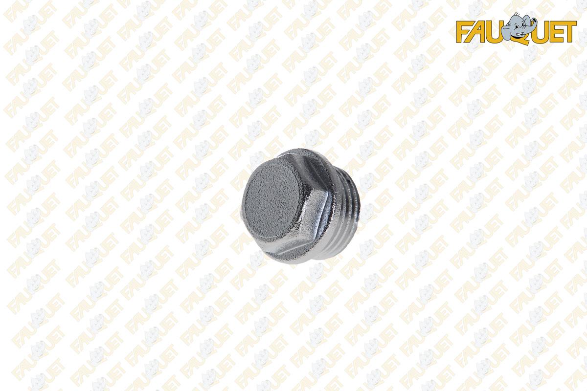 Chrome plug (male)