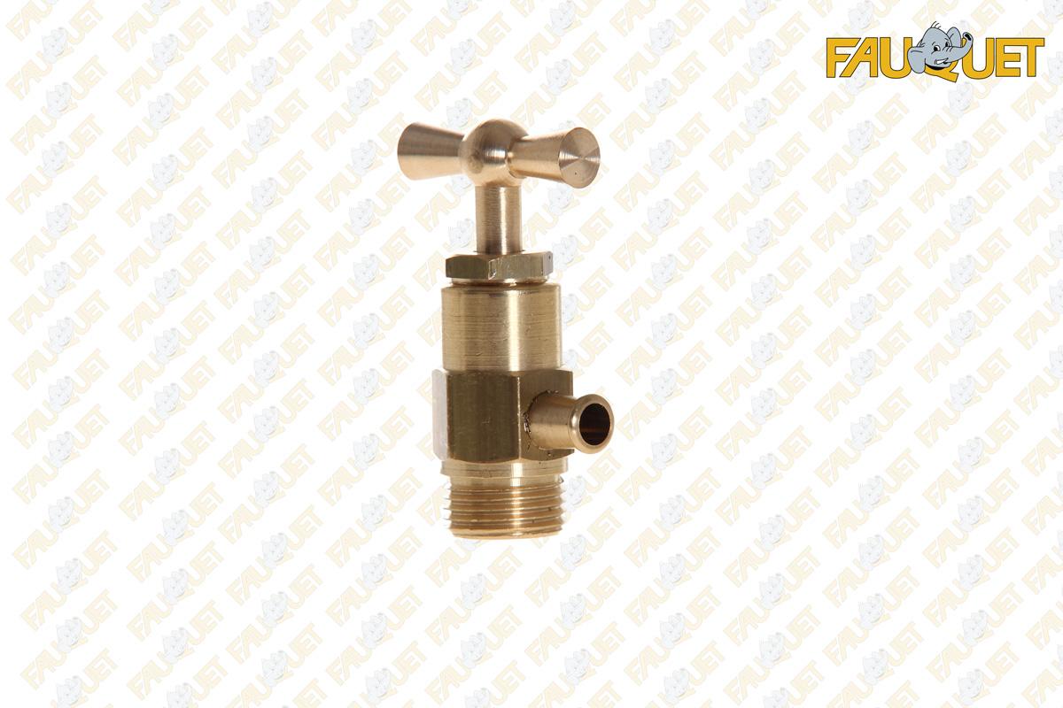 Normal drain valve