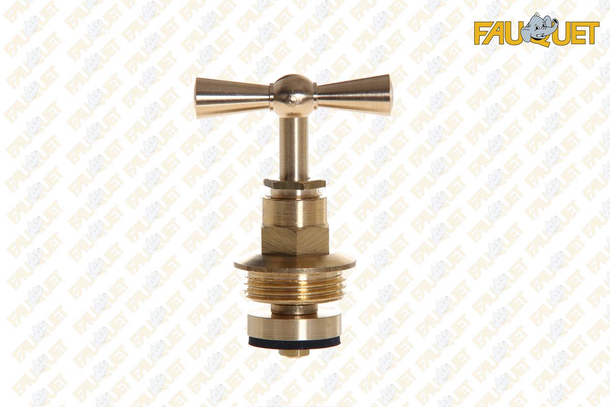 Standard valve head