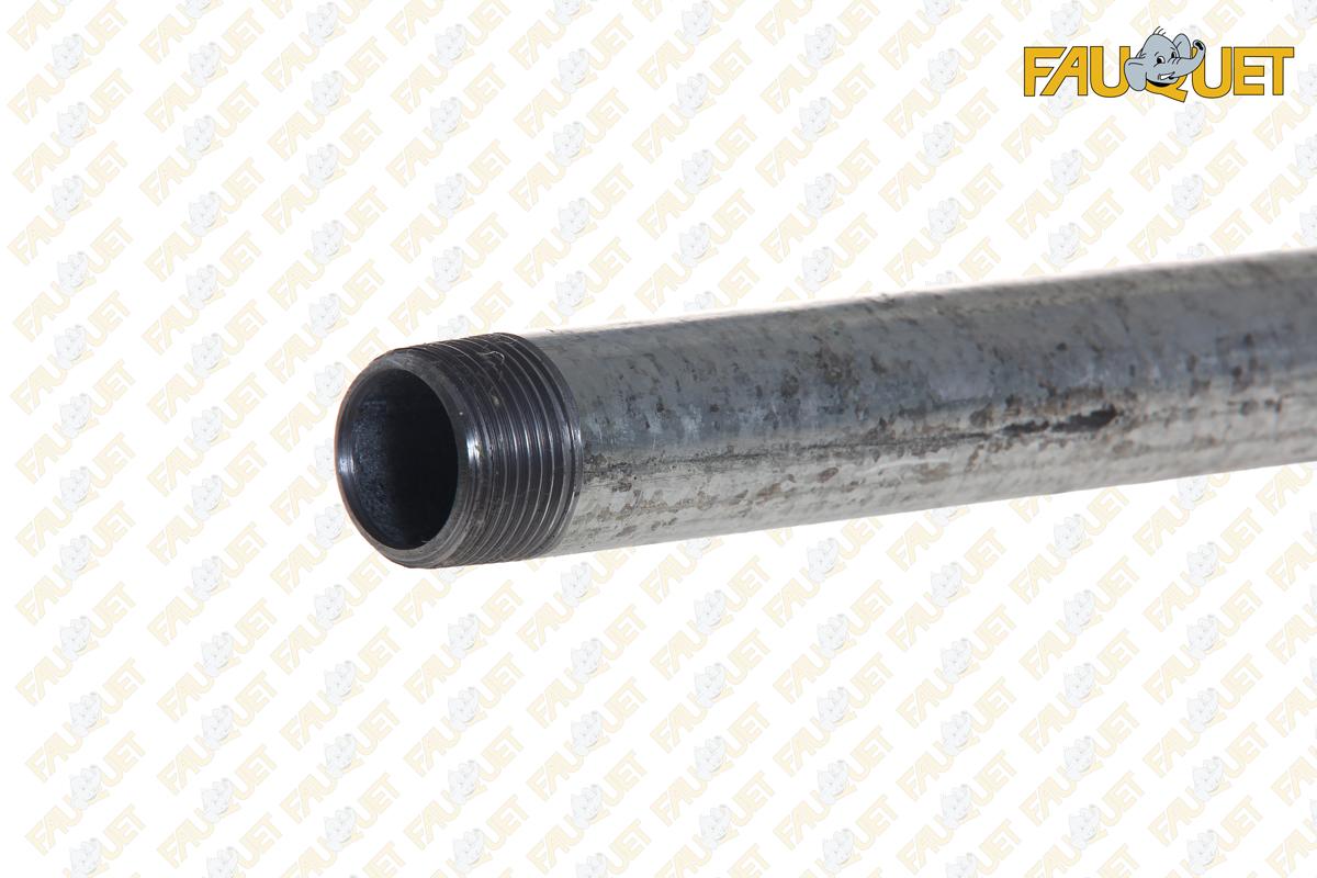 Galvanized steel girder