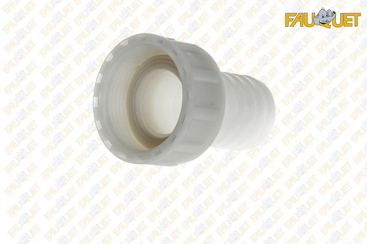Polypropylene plug (female) (rotary nut)