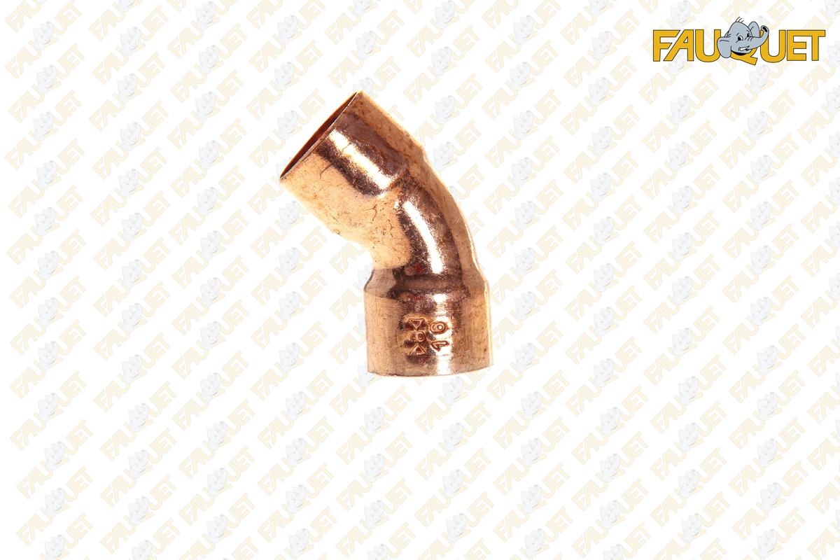 45° tap (female-female)