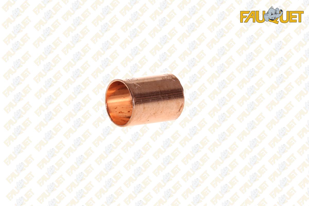 Copper bushing (female-female)