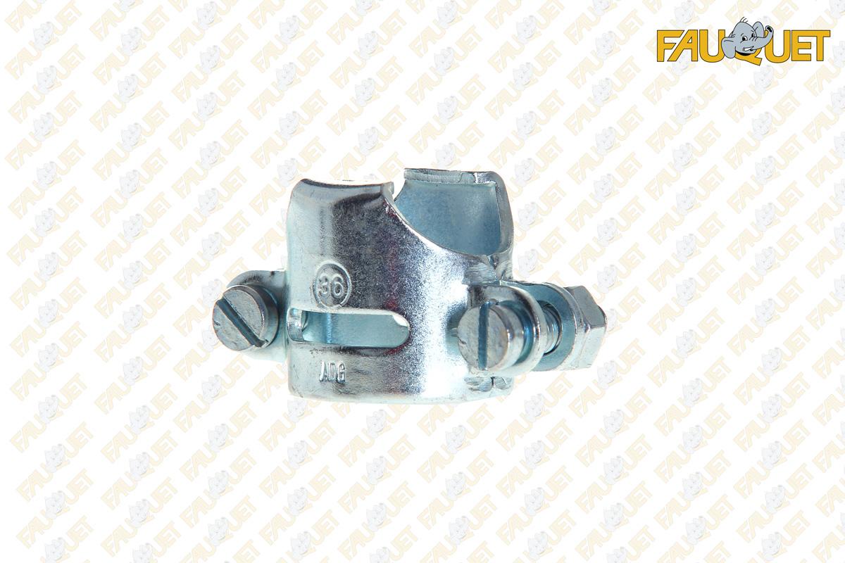 Galvanized clamp