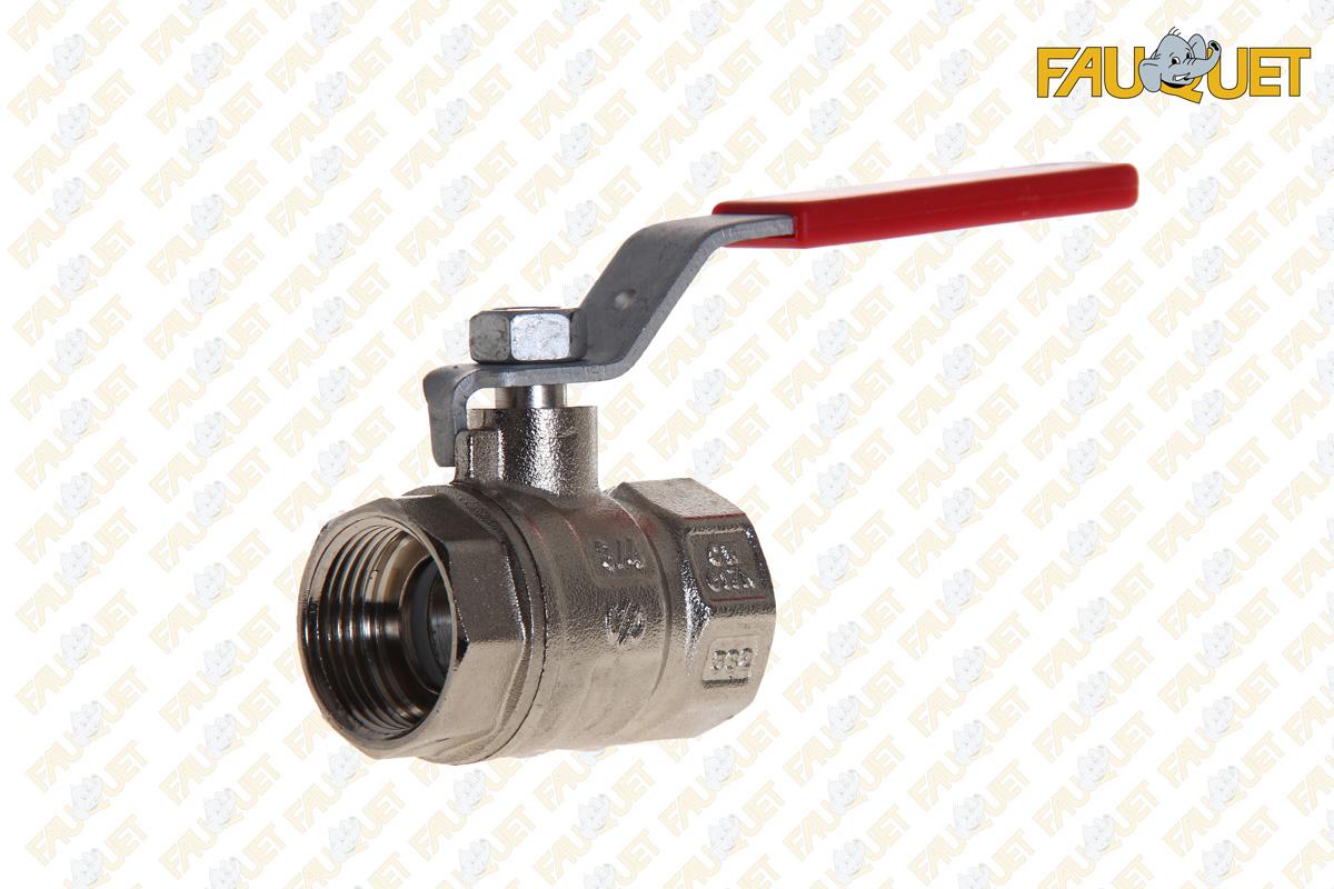 Female / Female ball valve