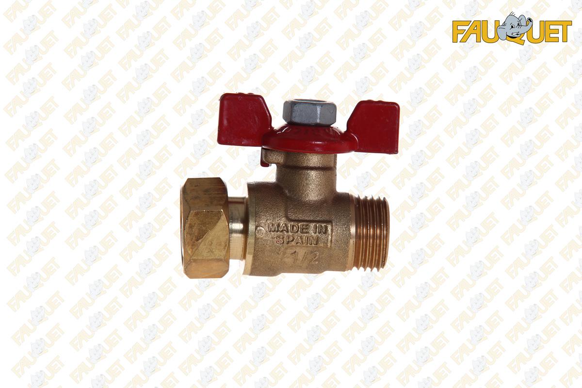 Manifold start valve M / W Captive nut